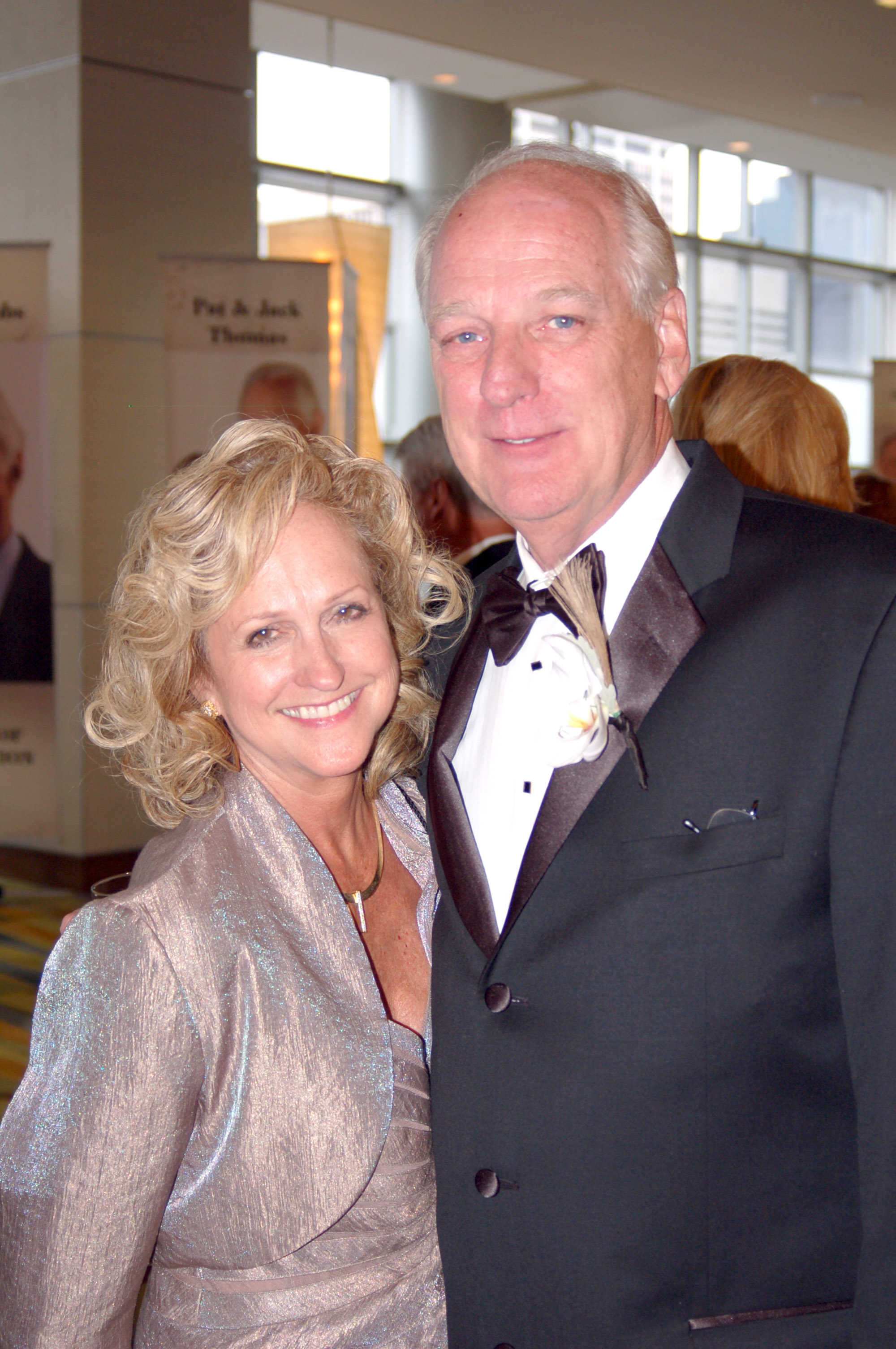 orchestra ceo  coo douglas adams and wife pamela adams