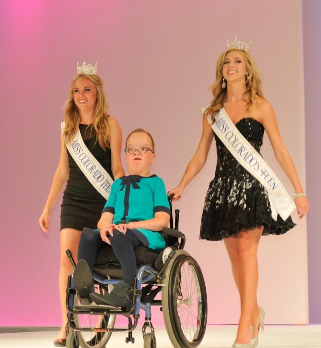 Miss Colorado Teen Ellen Koski Alexandra Shankle And Miss