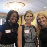 L to R: Lori Pace, Sara Dieringer, Carmella Savoie