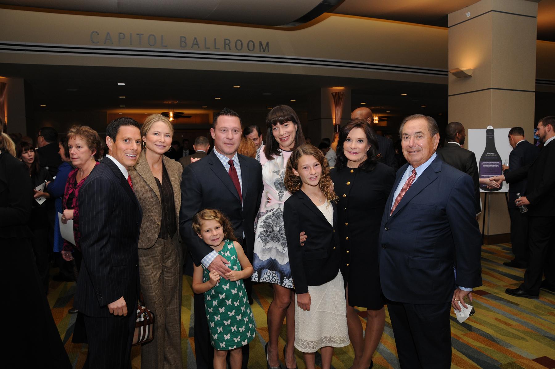 Alvarado Family: Rob and Amy Alvarado, Jeff Geller ...