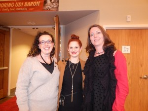 Amy and Ely Hemnes and Heather Brecl of the Central City Opera