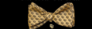 cropped bow tie