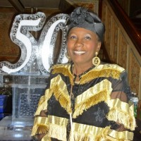 President/CEO Gerie Grimes celebrates HOPE Center's 50 years of service to metro Denver.