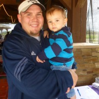 Chief Operating Officer Brad Lucero III, with Ethan
