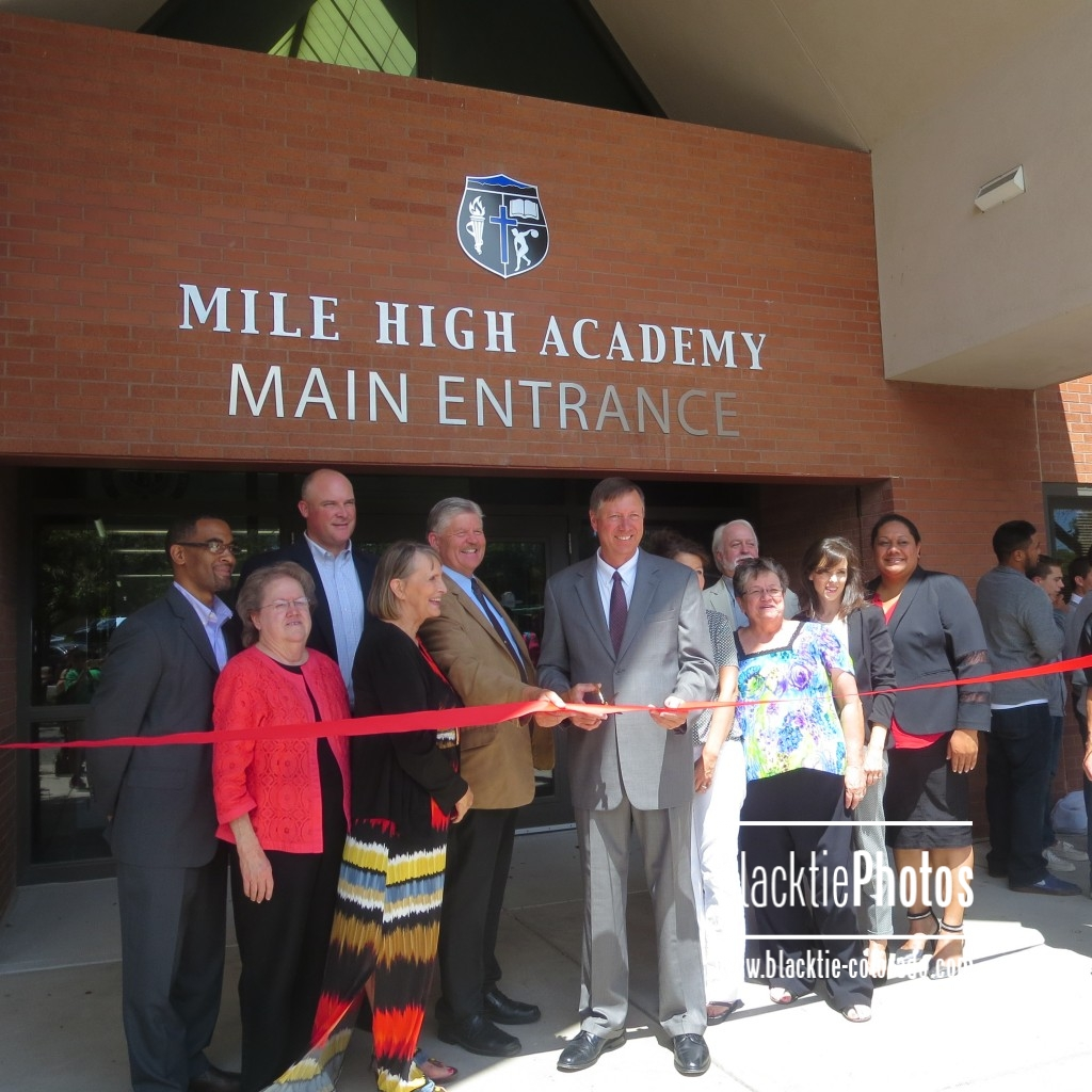Grand Opening, Mile High Academy