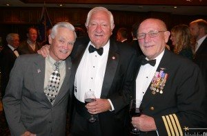 "Three ex-POWs that survived the ""Hanoi Hilton: Barry Bridger, Orson Swindle and Mike McGrath"