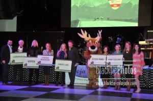 Representatives from 6 communities hosting the 2016 Ride the Rockies