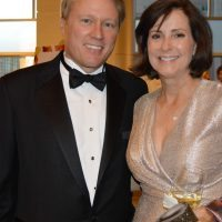 2016 gala co-hosts Kent Thiry and Denise O'Leary