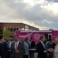"The ""Pink Life Saver,"" UCHealth's mobile mammography van, has traveled a lot of miles and saved lives."