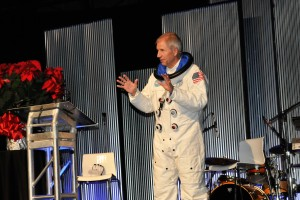 Spreading Wings Gala Looks to the Stars