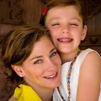 Natalie Rekstad-Lynn and daughter Sophie Lynn