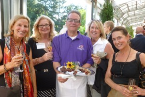 """3rd Annual """"Fill A Plate For Hunger"""" Blossoms at Botanic Gardens"""