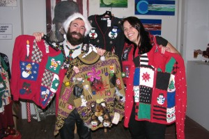 Holiday Spirit: Beautiful Music, Gaudy Sweaters and Ice Cold Beer