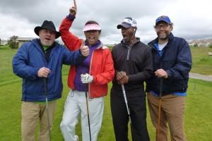 Rain, Sun and Fun at Stout Street Foundation Golf Tournament
