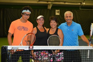 Stout Street Foundation Serves Up an Ace with Tennis Social