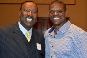 Tyrone Braxton Inspires at Stout Street Foundation's Fall Luncheon